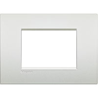 LL - cover plate 3P pearl white