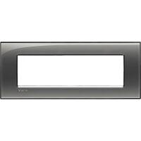 LivingLight - placca Kristall quadra in tecnopolimero 7 posti fumo di Londra