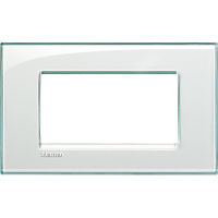 LL - cover plate 4P aquamarine