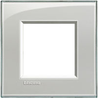 LL - cover plate 2P cold grey