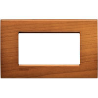 LL - cover plate 4P cherrywood