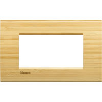 LL - cover plate 4P bamboo