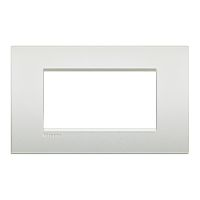 LL - cover plate 4P pearl white