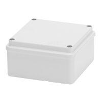 Gewiss GW44204 - JUNCT.BOX SMOOTH WALLS 100X100X50 IP56