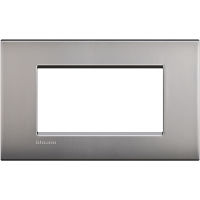 LL - cover plate 4P nickel mat