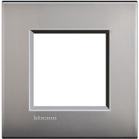 LL - cover plate 2P nickel mat