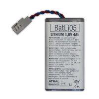 Pila BatLi05 al litio 3,6 V - 4 Ah