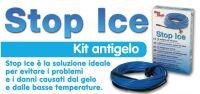 Kit antigelo cavo scaldante con spina e termostato integrato 02mt 24W
