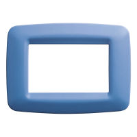 PLAYBUS YOUNG 3 GANG SKY BLUE PLATE