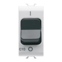 Chorus Bianco - magnetotermico 1P+N 10A