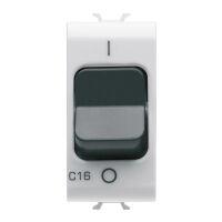 Chorus Bianco - magnetotermico 1P+N 16A