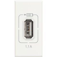 axolute - USB charger white
