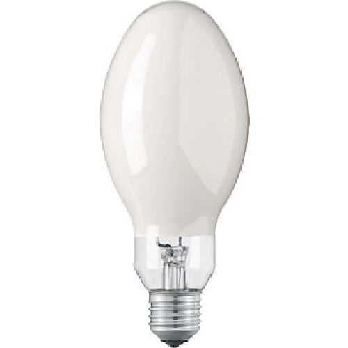 Vapori Di Mercurio.Lampada Vapori Di Mercurio Ellissoidale Opale E27 125w 3600k De Luxe