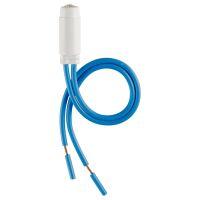 Vimar - spia luminosa azzurro a LED 250V 0,35W