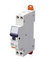 Interruttore magnetotermico 1P+N C16 4,5KA 1M MTC45