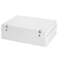 Gewiss GW44210 - JUNCT.BOX SMOOTH WALLS 380X300X120 IP56