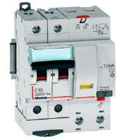 Differenziale magnetotermico 2P C10 Idn 0,03A 6KA AC 4M BTIDIN60