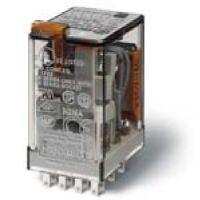 Relè industriale 2NA/NC 012V AC 10A 55.32