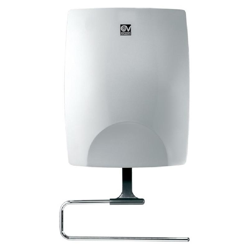 Vortice 70870 termoventilatore da parete con asciugasalviette microcomfort - Termoventilatore da parete per bagno ...