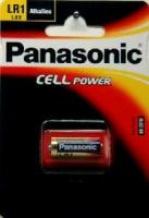 Panasonic LR1L/1BE - Pila CELL POWER microstilo alcalina 1,5V - Blister 1 pezzo