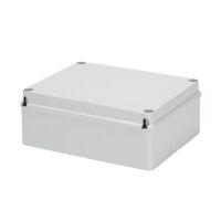 Gewiss GW44207 - JUNCT.BOX SMOOTH WALLS 190X140X70 IP56