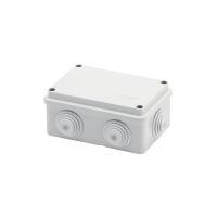 Gewiss GW44005 - JUNCTION BOX+GLANDS 120X80X50 IP55