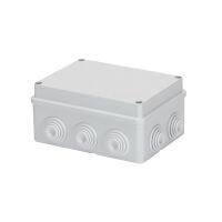 Gewiss GW44006 - JUNCTION BOX+GLANDS 150X110X70 IP55
