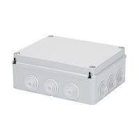 Gewiss GW44008 - JUNCTION BOX+GLANDS 240X190X90 IP55
