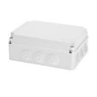 Gewiss GW44009 - JUNCTION BOX+GLANDS 300X220X120 IP55