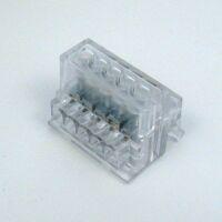Morsettiera equipotenziale 5 X 6 mmq