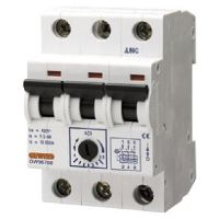 MOTOR PROTECTION SWITCH 2.5-4A