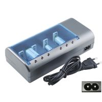 Caricabatterie per Ni-Cd e Ni-MH