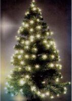 StarLED - abete 120 led bianco caldo 150 cm
