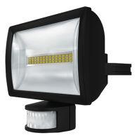 Proiettore LED 20W con sensore di movimento theLeda E20 BK
