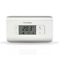 Fantini cosmi ch115 termostato digitale da parete bianco for Termostato vemer istruzioni
