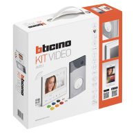 BTicino 363911 One-family handsfree kit Classe 300X13E - Linea 3000
