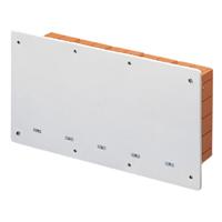 UPRIGHTS BOX 520X260X121 PLAIN LID