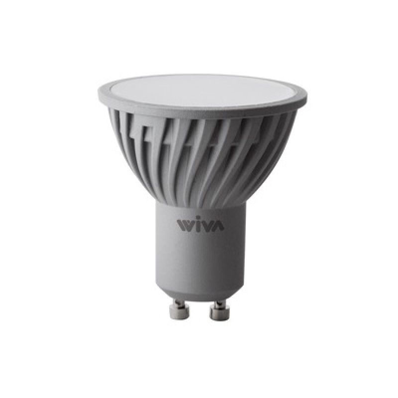 Lampada led par16 gu10 5w 230v 3000k led basic spot for Lampada led gu10