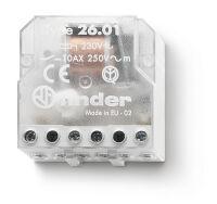 Relè ad impulsi interruttore 230V 26.01