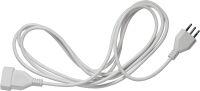 Prolunga lineare 10A 5 mt bianco