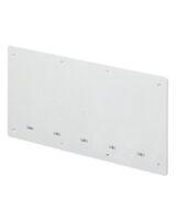 SEALABLE PALIN LID UPRIGHT BOX 520X260