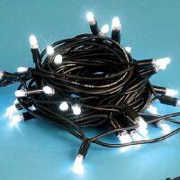 LED - stringa prolungabile 60 led bianchi
