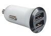 Caricatore USB da auto con uscita 5V 2.4A doppio